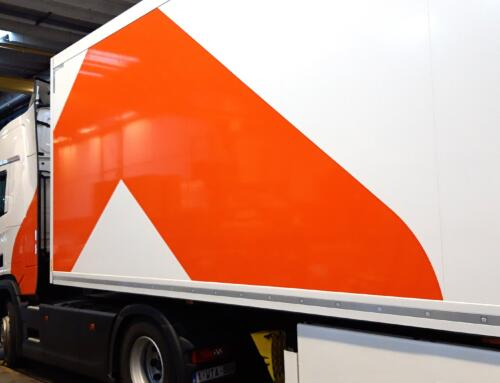 truck decoratie
