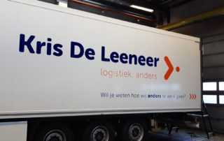 trailer decoratie