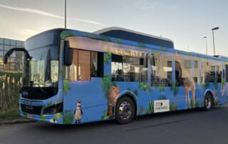 Autobus wrapping