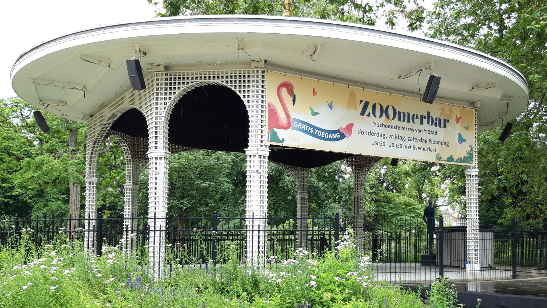 Spandoek Kiosk Zoo