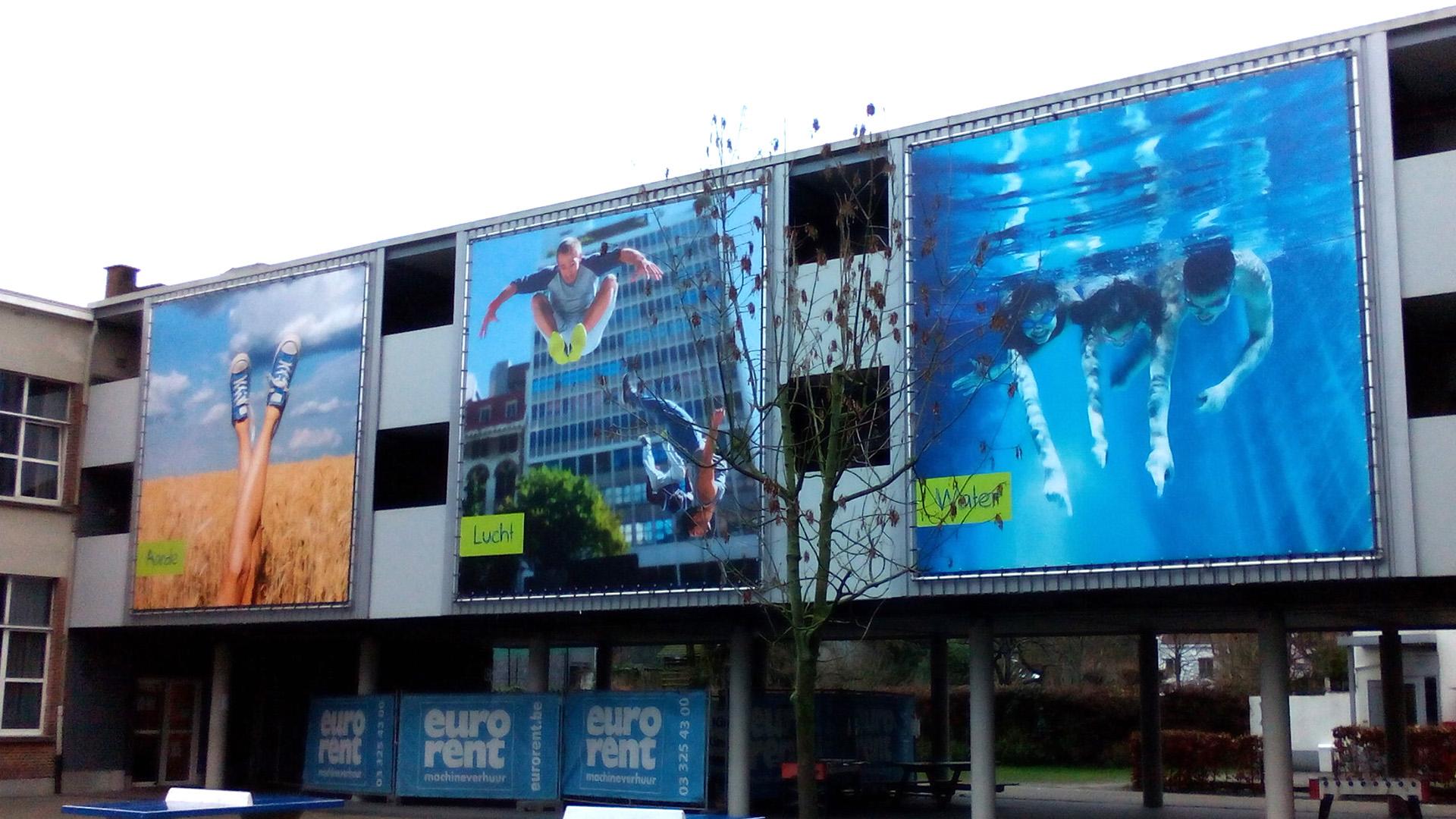 banner Alu-Frame