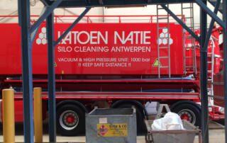 belettering truck Katoennatie