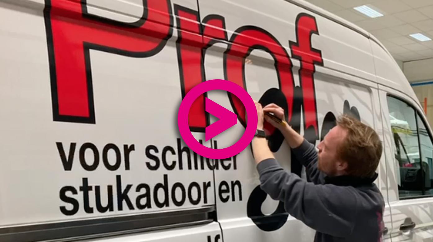 AMS Bestelwagens Plaatsing