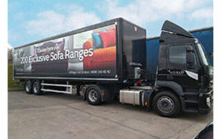 Spanframe E-truck - SPANETRU