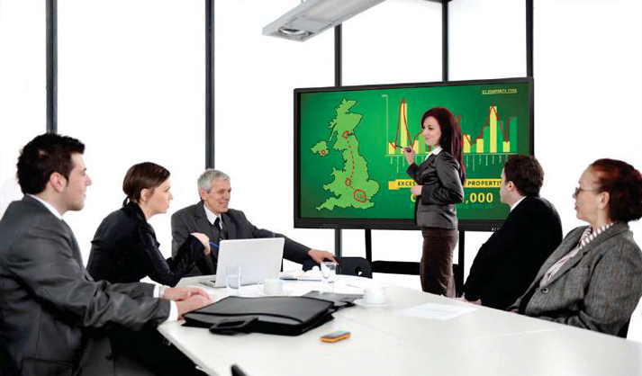 Digital signing Infrared Interactive Touch Displays