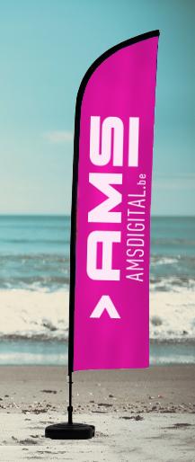 Beachflag Milano440