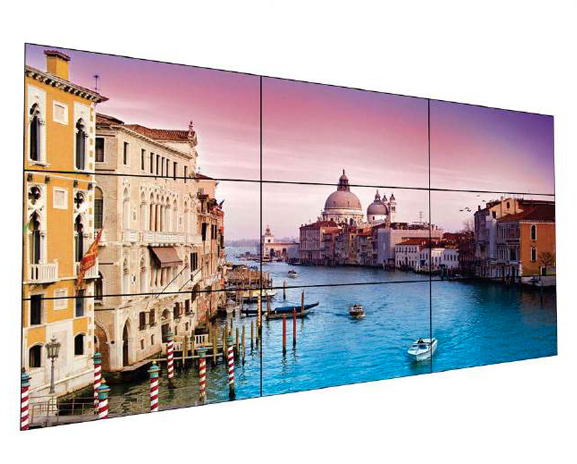 Digital Signage LCD Video Wall Displays