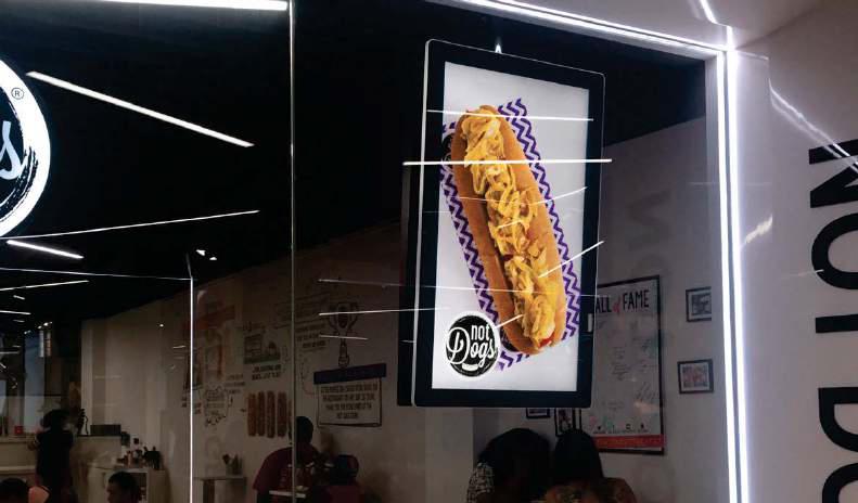 Advertising Displays 2