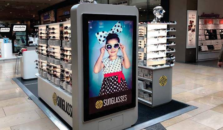 Advertising Displays 1