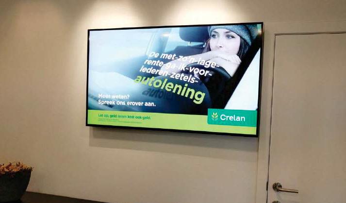 Digitale signage Professional Monitors