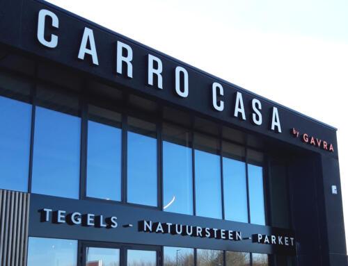 lichtreclame Carro Casa