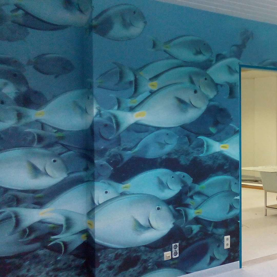 Muurdecoratie easywall